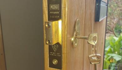 union mortice lock